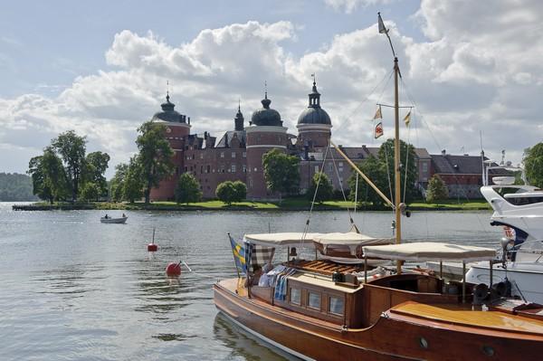 Mariefred/ Gripsholms slott