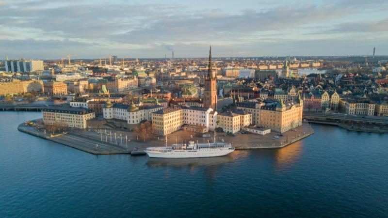 Stockholmskryssning